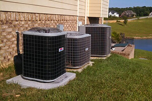 heat pump installs and repair