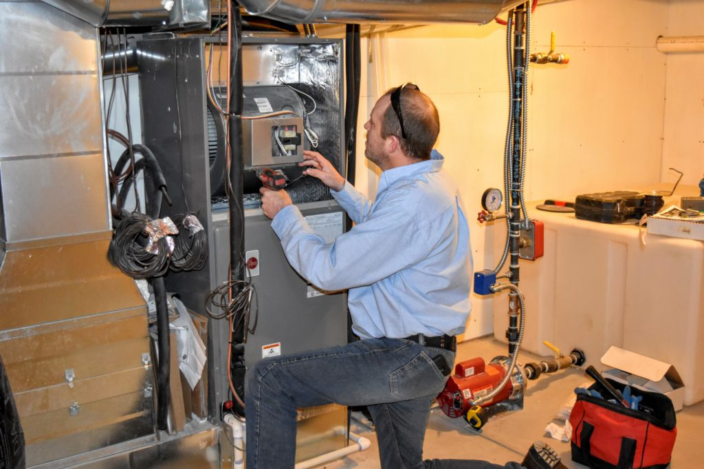 furnace repair westerville ohio